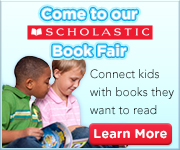 Scholastic Book Fair Banner