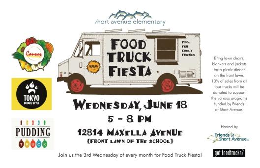 Food Truck Fiesta June 2014