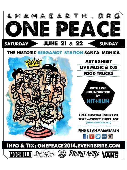 One Peace Art Show