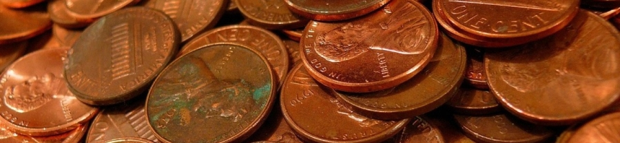 Penny pennies