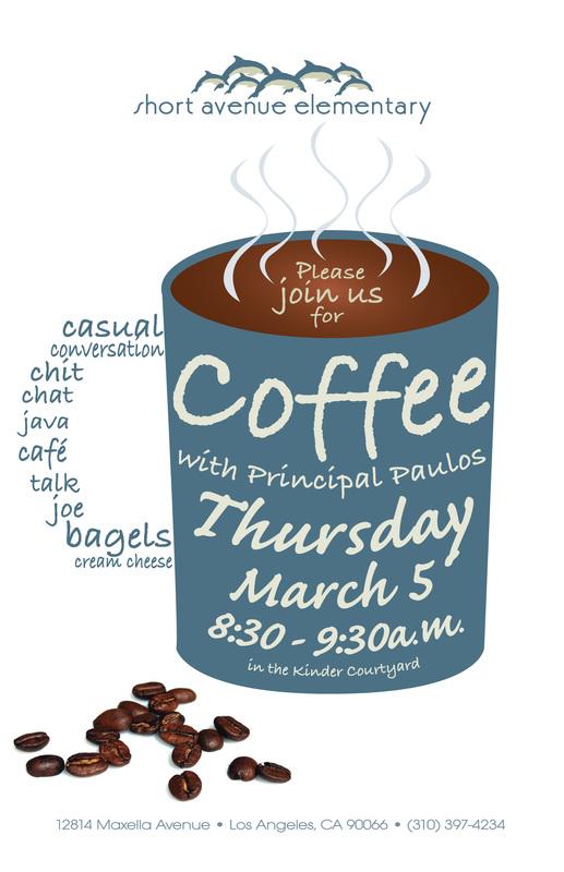 Coffee Principal March 2015