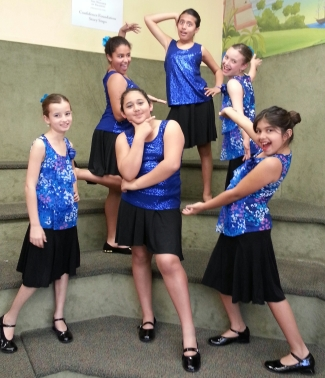 Dancing Classroom Competition 2015