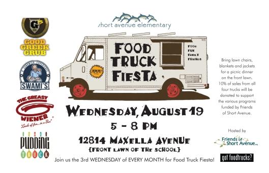 food truck fiesta