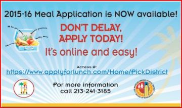 LAUSD_Meal_Application