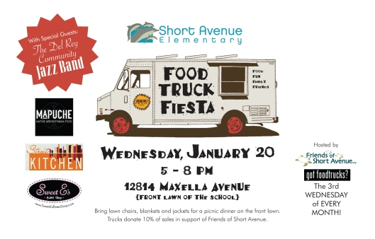 Food Truck Fiesta Two Year Anniversary 2016