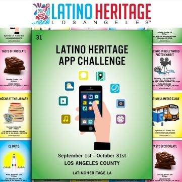 Latino Heritage App hallenge