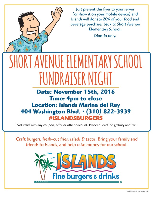 Islands Restaurant Night