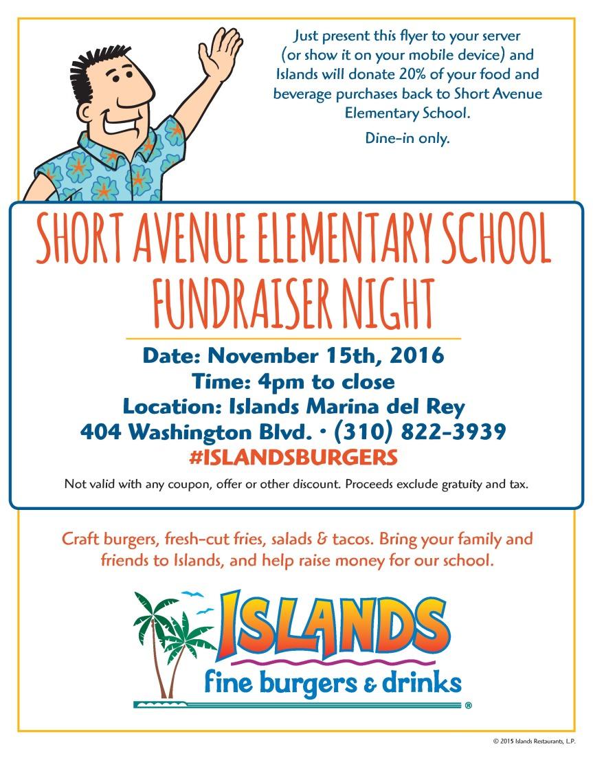 Islands Restaurant Night