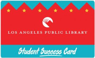 LAUSD Library Card