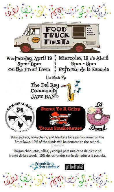Community Food Truck Fiesta   Short Avenue Elementary