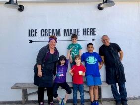 Ice Cream Made Here!