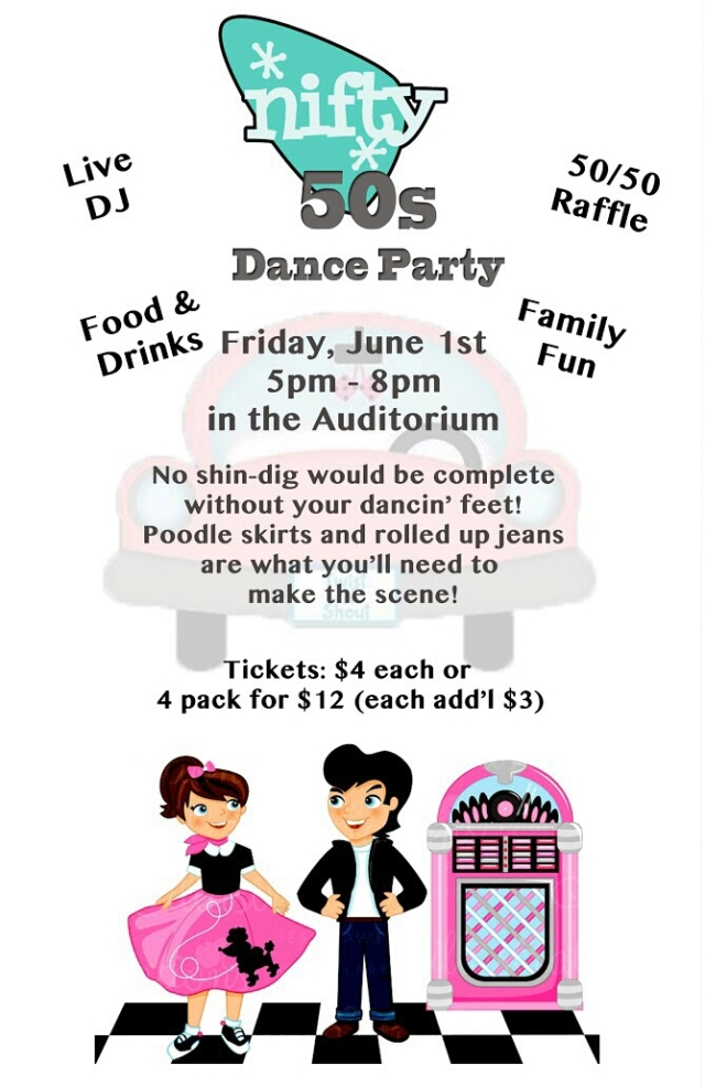 Nifty 50s Dance Party