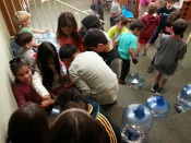 Short Avenue Elementary Penny Wars Battle Week