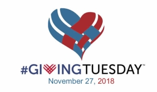Giving Tuesday November 2018