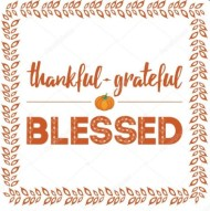 Thanksgiving thankfull grateful