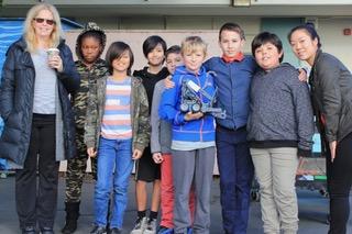 Short Avenue Robotics Team Wins Judges Award