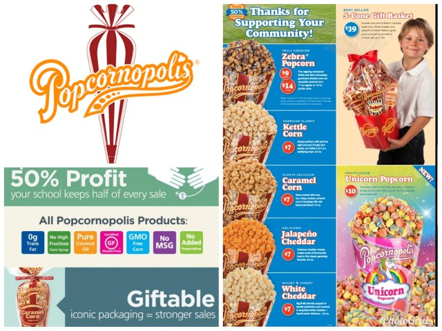 Popcornopolis Brochure